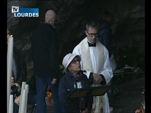 Chapelet de Lourdes du mardi 23 avr. 2019
