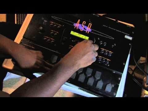 Choppin Samples On The Ensoniq ASR-X (Boom Bap Music)
