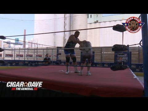 Cigar Dave Alpha Championship Wrestling