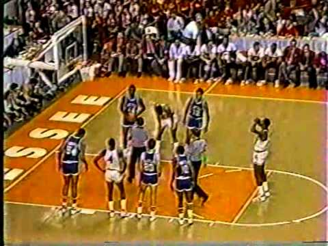 Louisville vs Kentucky Dream Game NCAA Elite 8 1983 (FULL GAME)