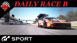 GT Sport Daily Race B Fun