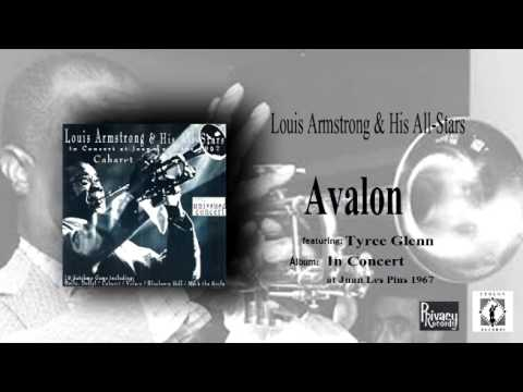 Louis Armstrong - Avalon
