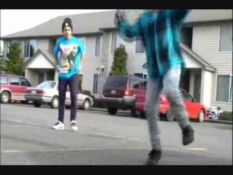 Shuffle vs. Jerkin'