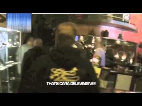 Miley Cyrus Lights Joint, Wiz Khalifa, Rihanna, & Snoop Dogg @ The Green House Amsterdam