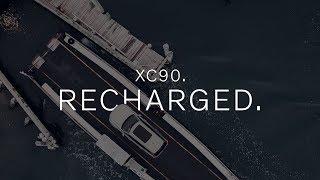 XC90. Recharged.