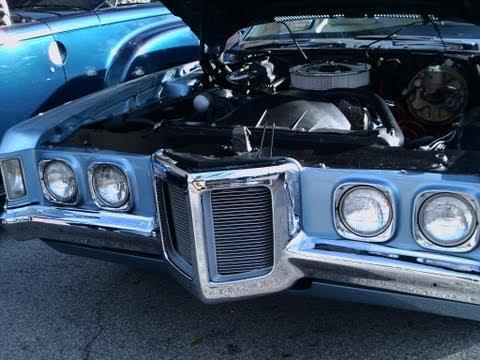 1969 Pontiac Grand Prix SJ Blu NSmyr020913