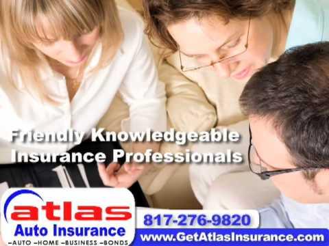 Atlas Auto Insurance, Arlington, TX