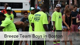 Breeze Team Boys amaze and entertain in Boston