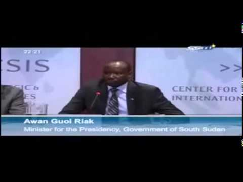 Prospects for Peace in South Sudan