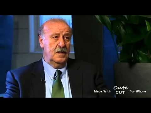 Vincente del Bosque Interview Holland Spiel