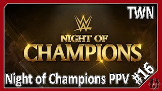 The Wrestling News - Night of Champions PPV 2015