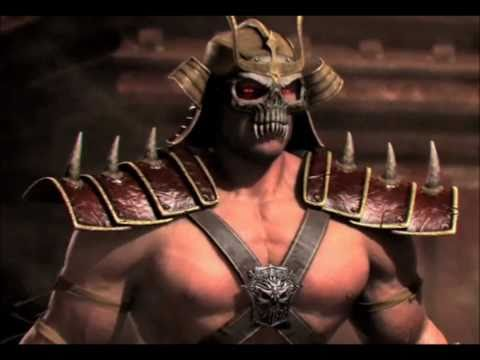 All Shao Kahn's Lines(Mortal Kombat 3)