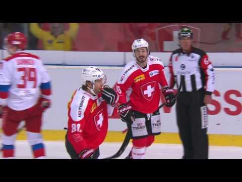 Швейцария - олимпийская сборная России - 2:1