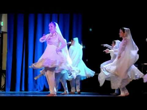 Moonsun Dance Company - Mehndi Hai Rachne Wali (29.1.2011) video