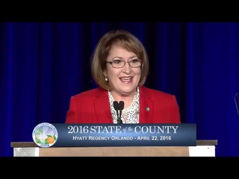 2016 State Of The County Address