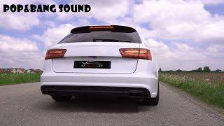 RS6 Sound im Audi A6/A7 | AK-Soundmodul-47 | V8 Misfire-Soundbooster | Fehlzündungen