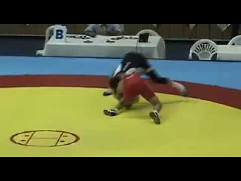 60 kg freestyle  Jordan Oliver (USA) dec. Dauren Zhumagazyyev (Kazakhstan)