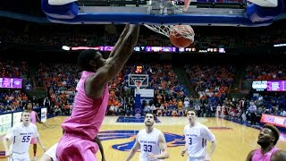 Mountain West Basketball Top 3 Plays Of The Week | January 29, 2017