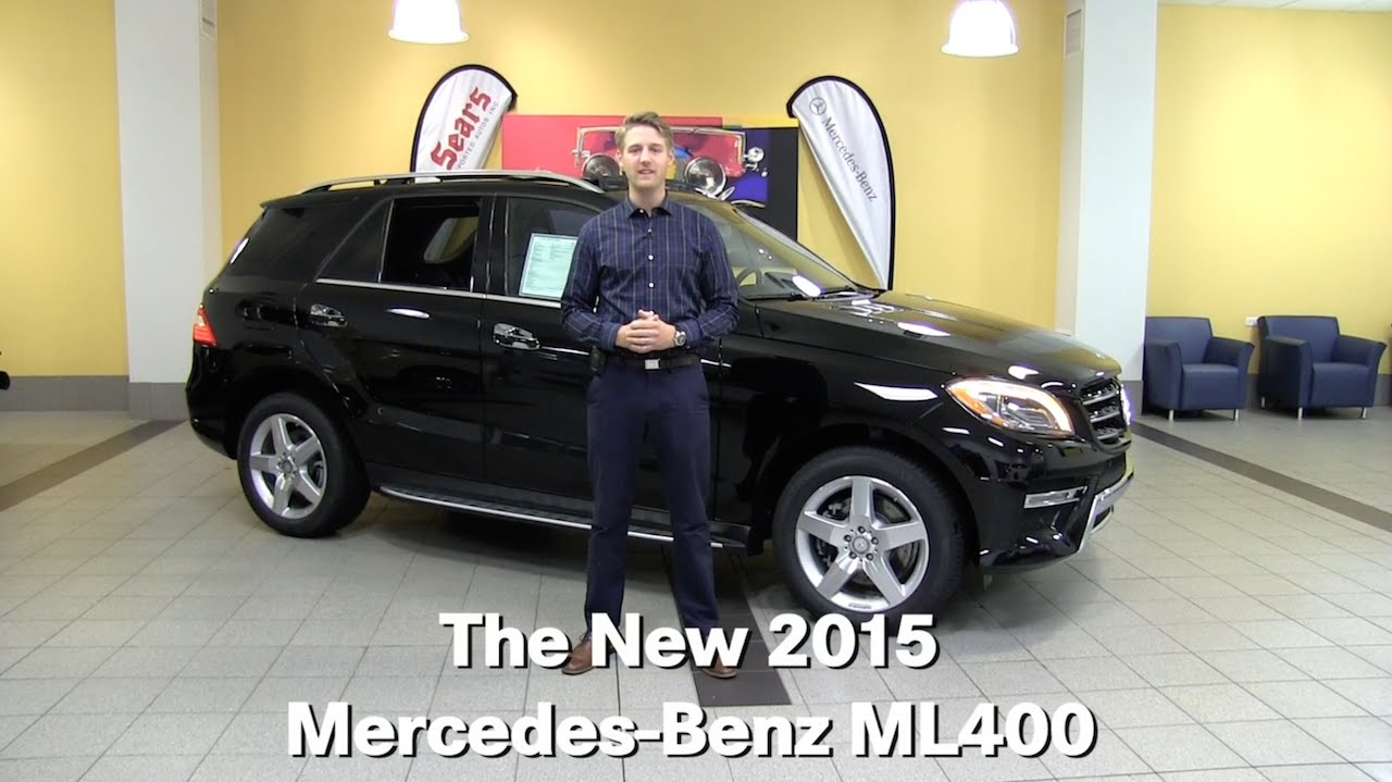 The all new 2015 mercedes benz ml400 m class minneapolis for Mercedes benz bloomington mn