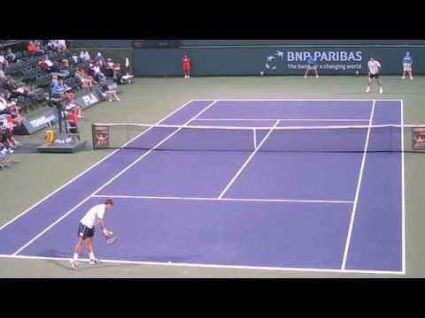 Tommy Robredo vs. Marin Cilic Video
