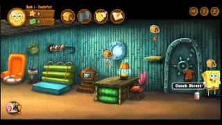 """Jeu SpongeBob Big Adventures """"Grande Aventure"""" TOP des Jeux HD"""
