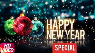 Happy New Year 2018 | New Year Special | Top Hits Punjabi Songs | Speed Records