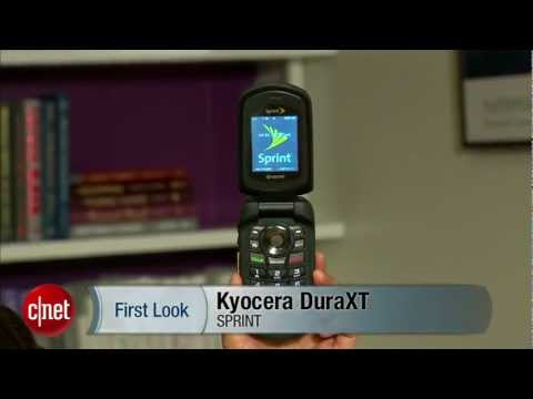 The Kyocera DuraXT is tough as nails (sort of) - First Look