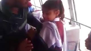 Bus conductor torture speacial education students in Sambriyal Sialkot.