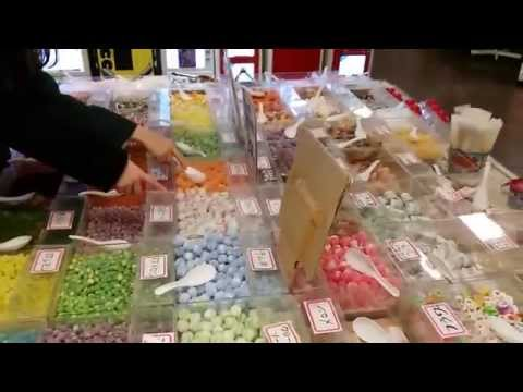 "1 24 15 .. Wander Around The Small-Time Candy Store ""Dagashiya 駄菓子屋"" Junk Snacks & Cheap Sweets thumbnail"