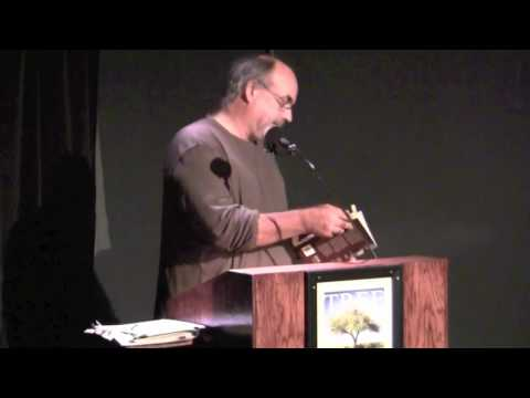 Monty Reid reads poems from The Luskville Reductions at the Tree reading series on October 11, 2011