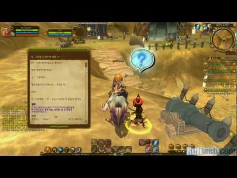 Ragnarok Online 2  This is Warrior  YouTube