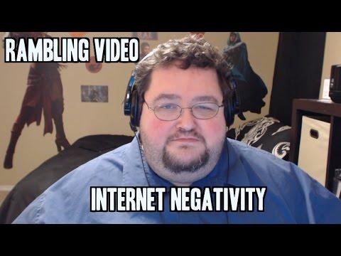 Rambling: Negativity On the Internet, + Christmas
