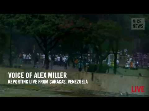 RAW COVERAGE: On the Ground in Venezuela klip izle