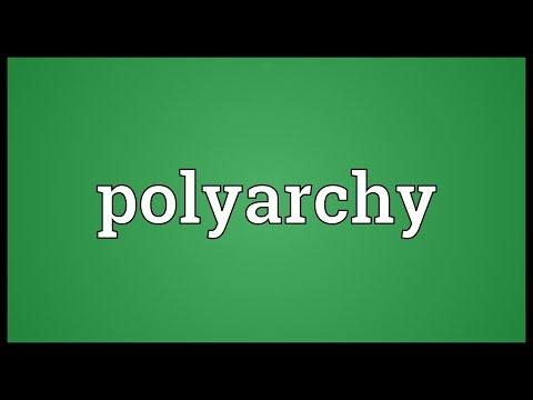Header of polyarchy