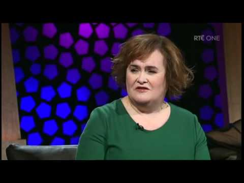 Watch Susan Boyle - RTE Late Late Show - March 2012