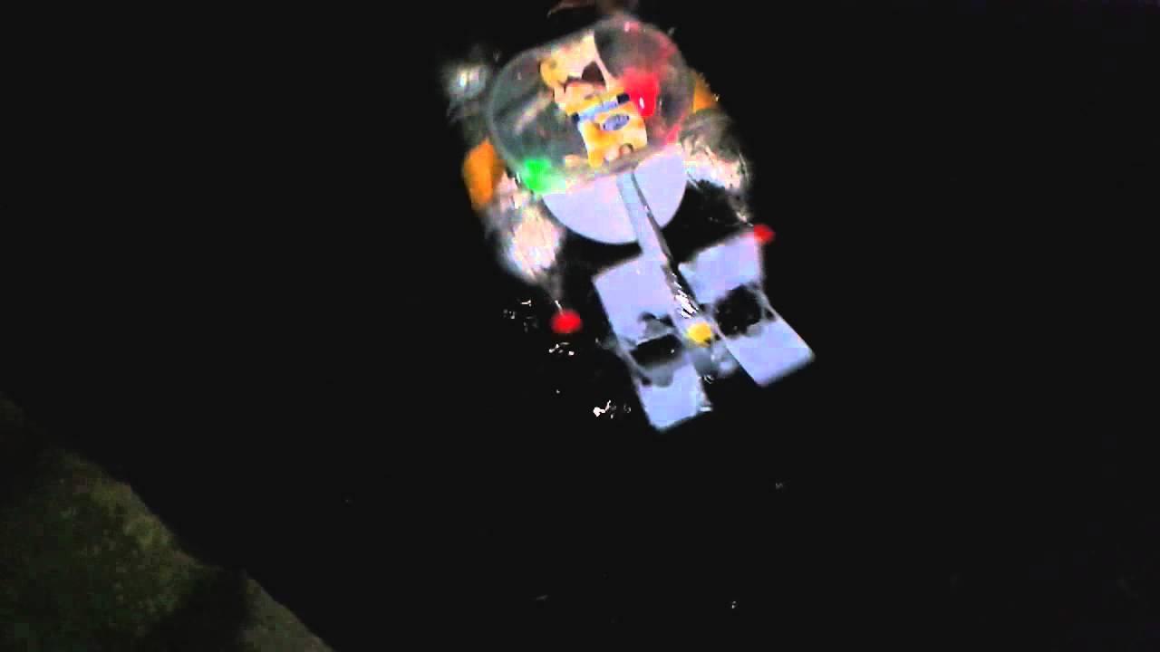 Как сделать кораблик на пульте управления своими руками