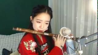 Hoạ Tình - Sáo trúc Dizi - Xue Lei [薛雷]