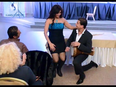 مش صافيناز .رقص شرقي مصري .Hot Belly Dance - Tabla Solo thumbnail