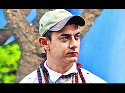 Aamir Khan is Alien; Goes Nude! | Hindi Latest News | Shooting...