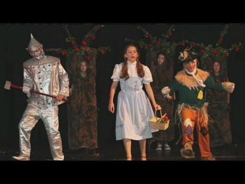 "Mass Appeal Holyoke Catholic High School Presents ""The Wizard of Oz!"""