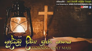 Morning Holy Mass - 19/04/2021