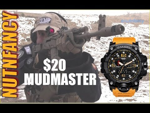 Too Cheap for a Mudmaster?: Buy This $20 Homage Then!