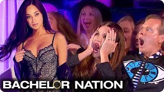 Revolve Fashion Show Shocks Janice Dickinson & Carson Kressley! | The Bachelor