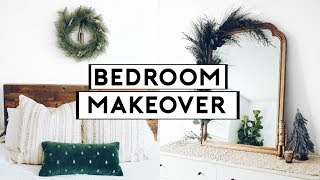 BEDROOM MAKEOVER + TARGET HACKS FOR HOLIDAY 2019 | Nastazsa