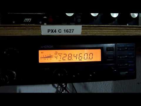 Amateur Ham Radio DX Contact K4BRA - GA USA x PU4DNP Ouro Preto Brasil