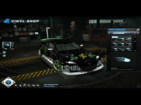 NFS WORLD - Ken Block / Monster Energy / DC