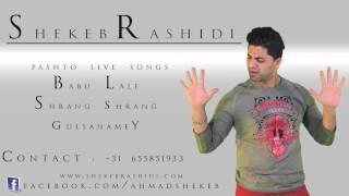 Shekeb Rashidi - Majlisi (Babu Lale,Shrang shrang,Gulsanamey) PASHTO MIX