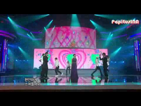 081231 Kim Jong Kook ft. Daesung - Lovable (사랑스러워)  @ MBC Gayo Daejun