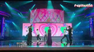 081231 Kim Jong Kook ft. Daesung - Lovable (사랑스러워)  @ MBC Gayo Daejun