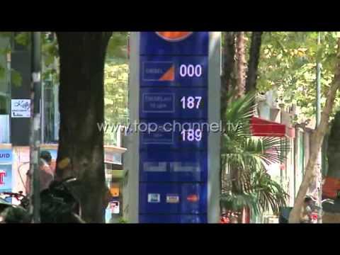 Çmimi e naftës, vetëm në Shqipëri e Ukrainë ka pësuar rritje - Top Channel Albania - News - Lajme
